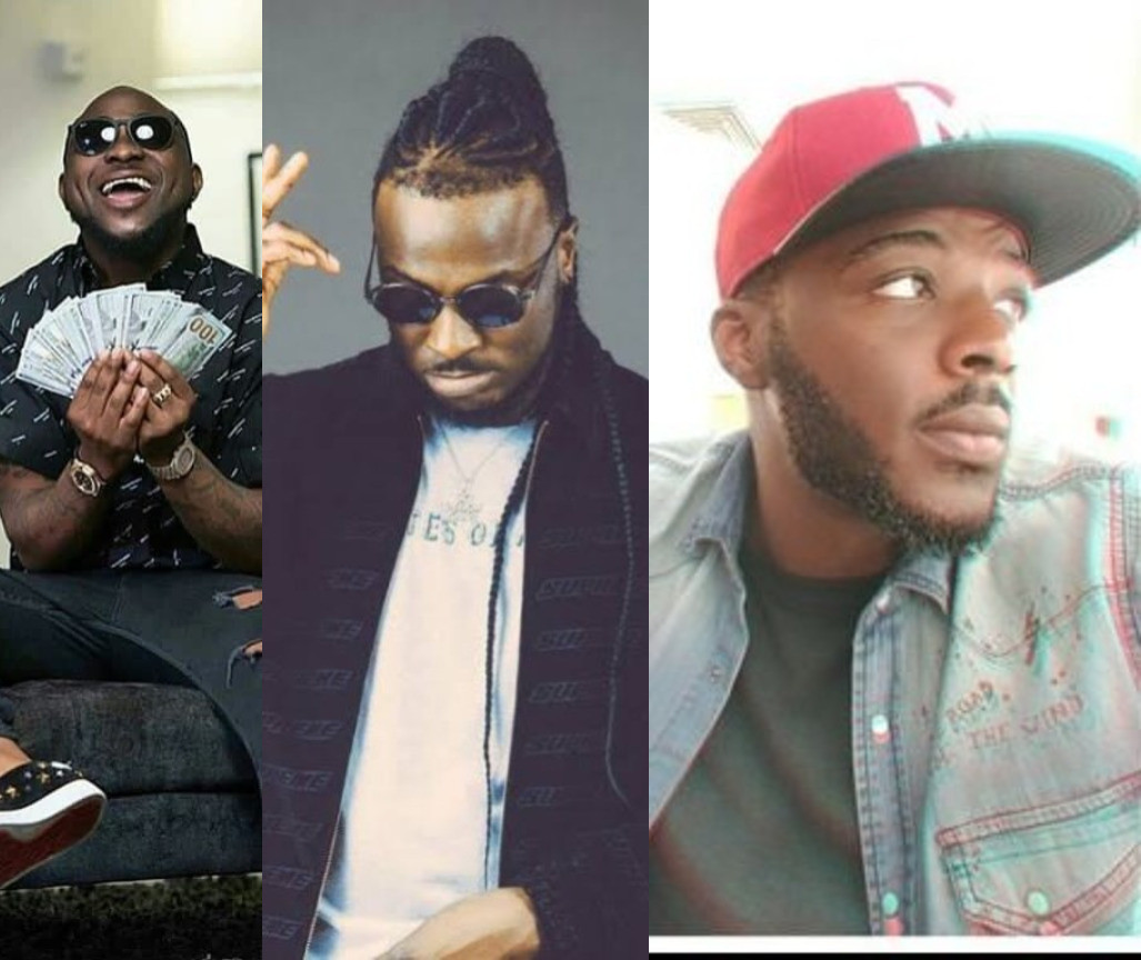 """""""If there's a problem, it's you my guy"""" Davido slams record producer"""