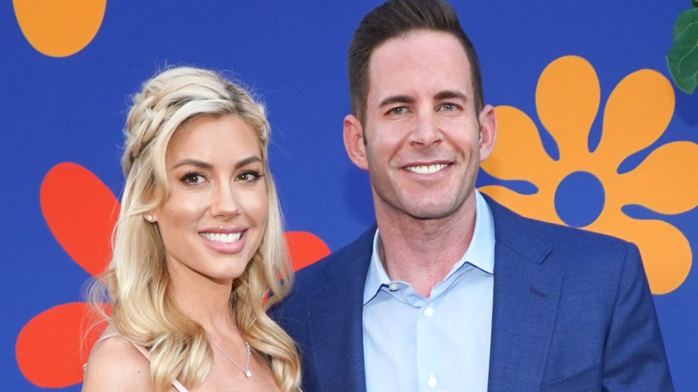 In Tarek El Moussa's relationship life with his girlfriend, Heather Rae Young