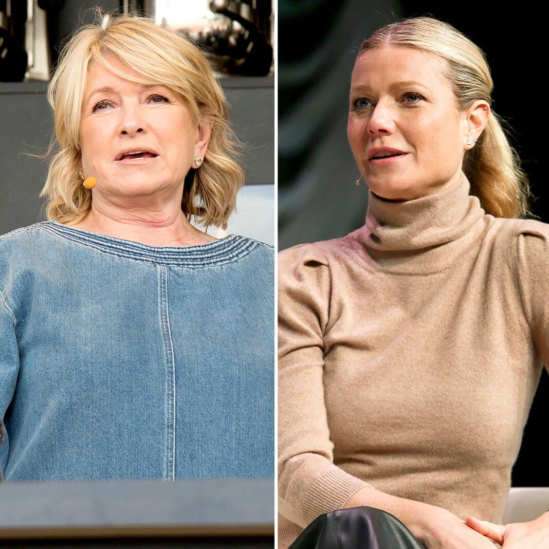 'Irritating'! Martha Stewart Asked About Gwyneth Paltrow's 'Vagina' Candle
