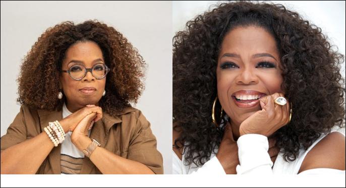 Billionaire Oprah Winfrey