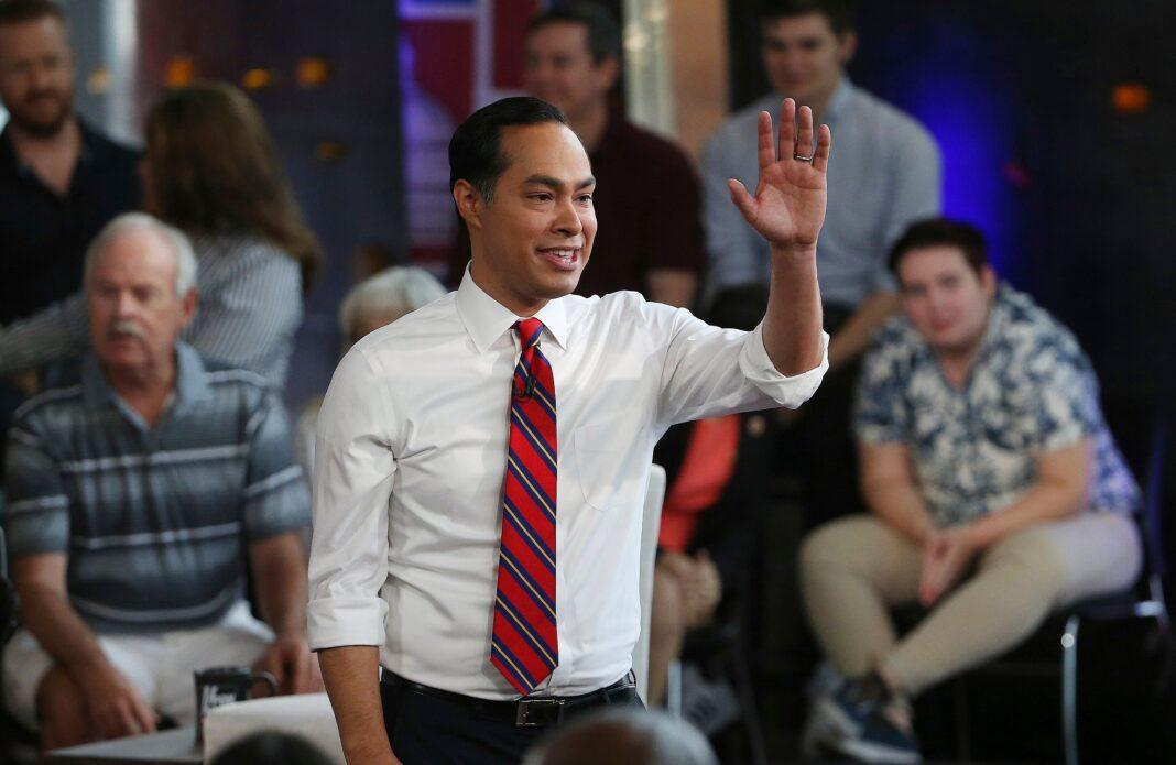 Julián Castro lives 2020 Presidential Race