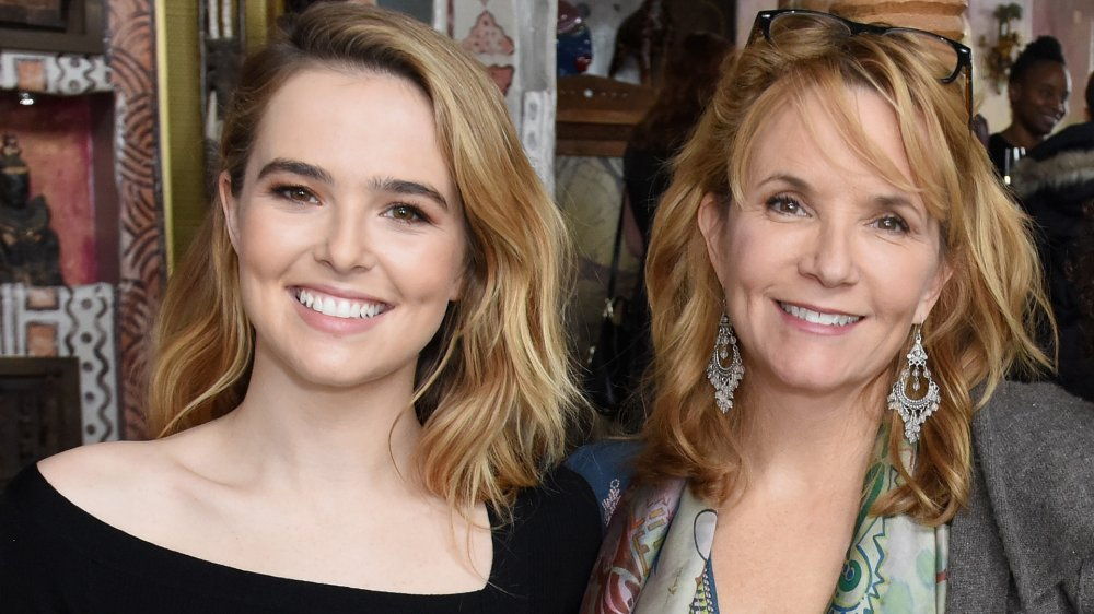 Lea Thompson: The truth about Zoey Deutch's famous mom