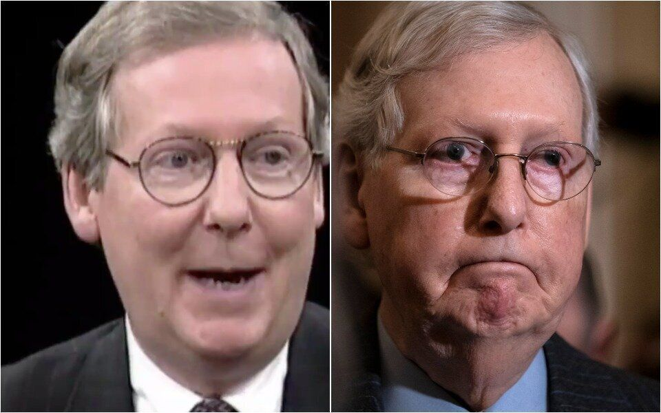 Mitch McConnell's Impeachment Witness Comments Come Back To Haunt Him Back