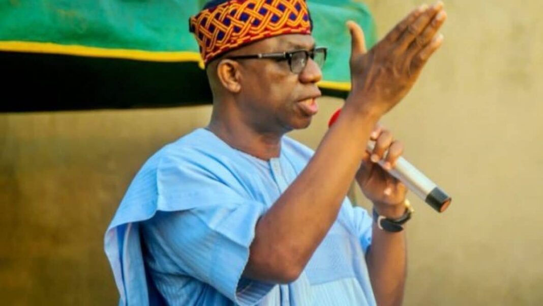 Nigeria news : Gov Abiodun scraps Amosun's LCDAs, appoints Caretaker Chairmen for 20 LGs