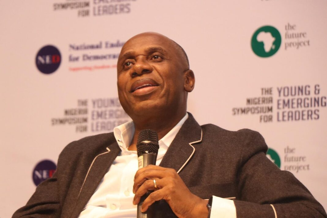 Nigeria news : Minister of Transportation Lagos-Ibadan Amaechi gives reason for delay on rail line project