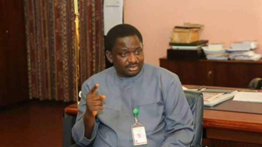 Nigeria news : Lawan Andimi Christian group blasts Femi Adesina over comments on CAN