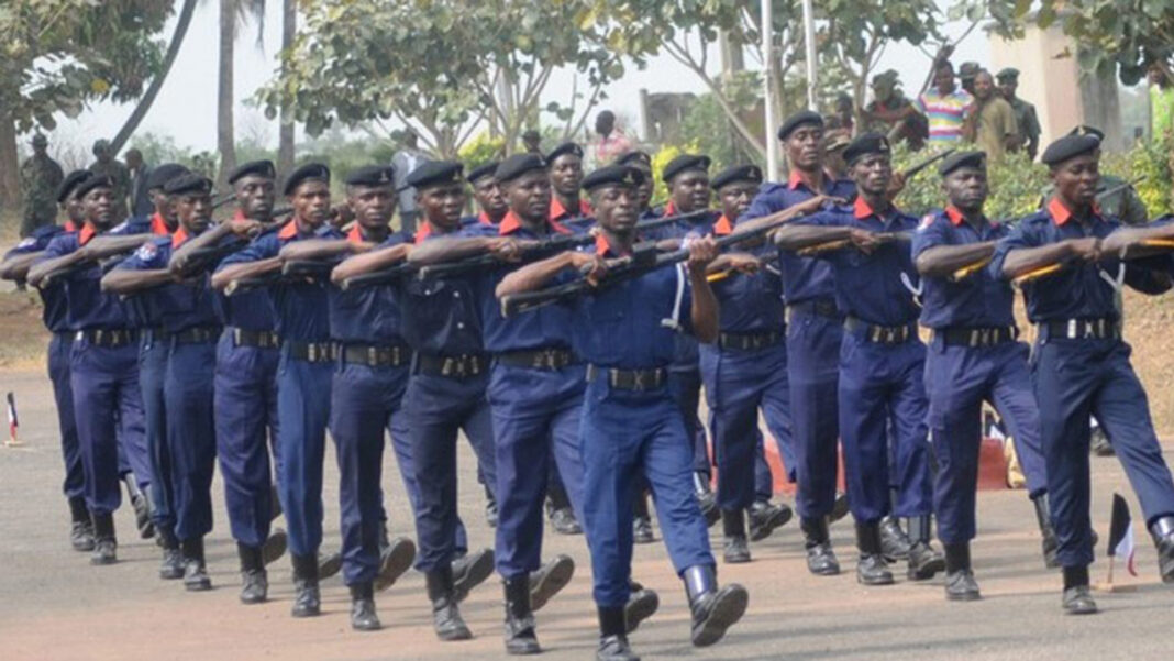 Nigeria news : NSCDC reacts as personnel kills senatorial candidate in Imo