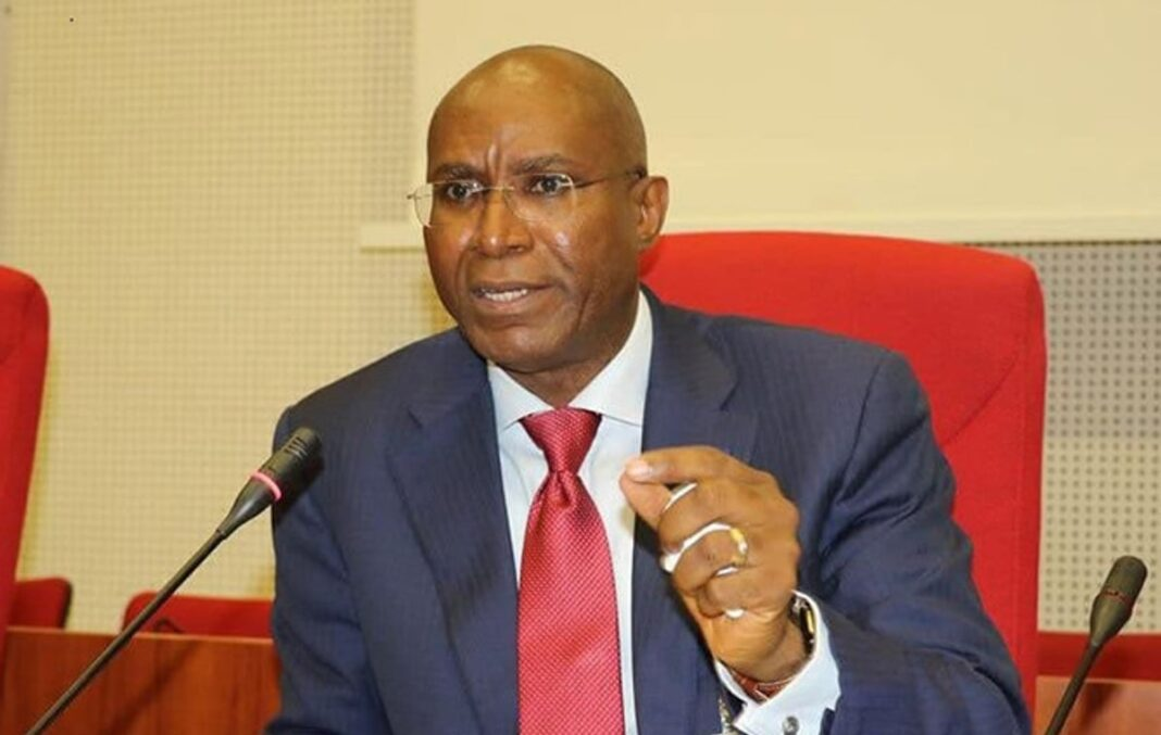 Nigeria news : Omo-Agege prompts foreign missions to imitate Canada in Nigeria's following level schedule