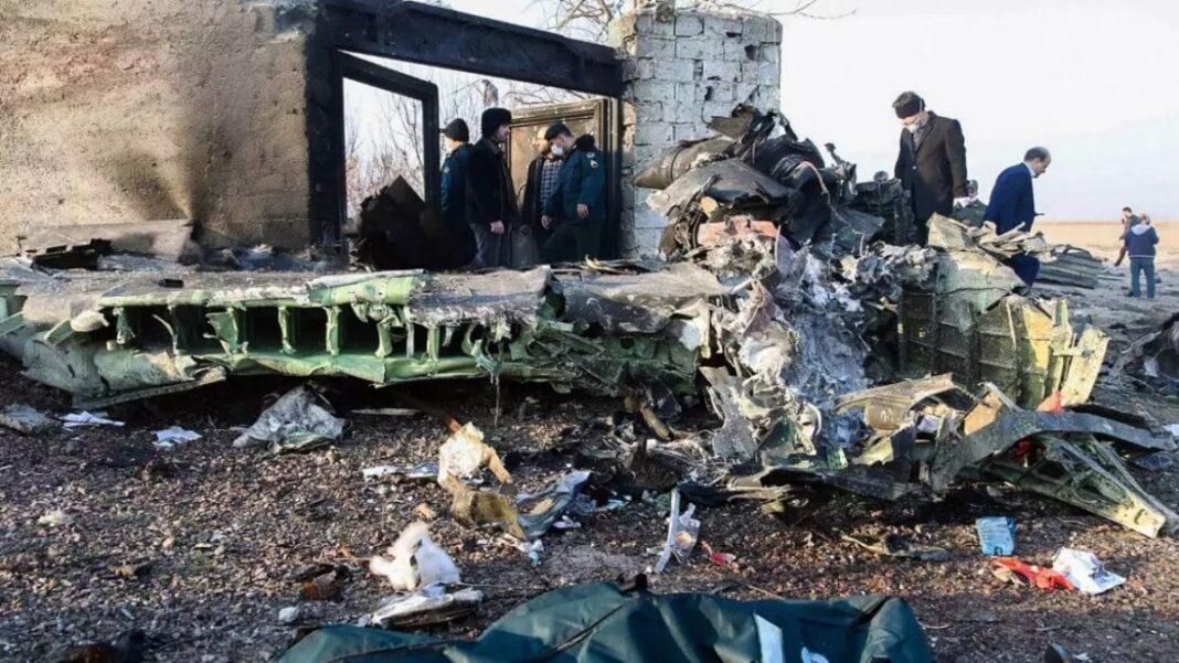 Nigeria news : Plane crash What US said as Iran admits shooting down Ukrainian airliner killing 176