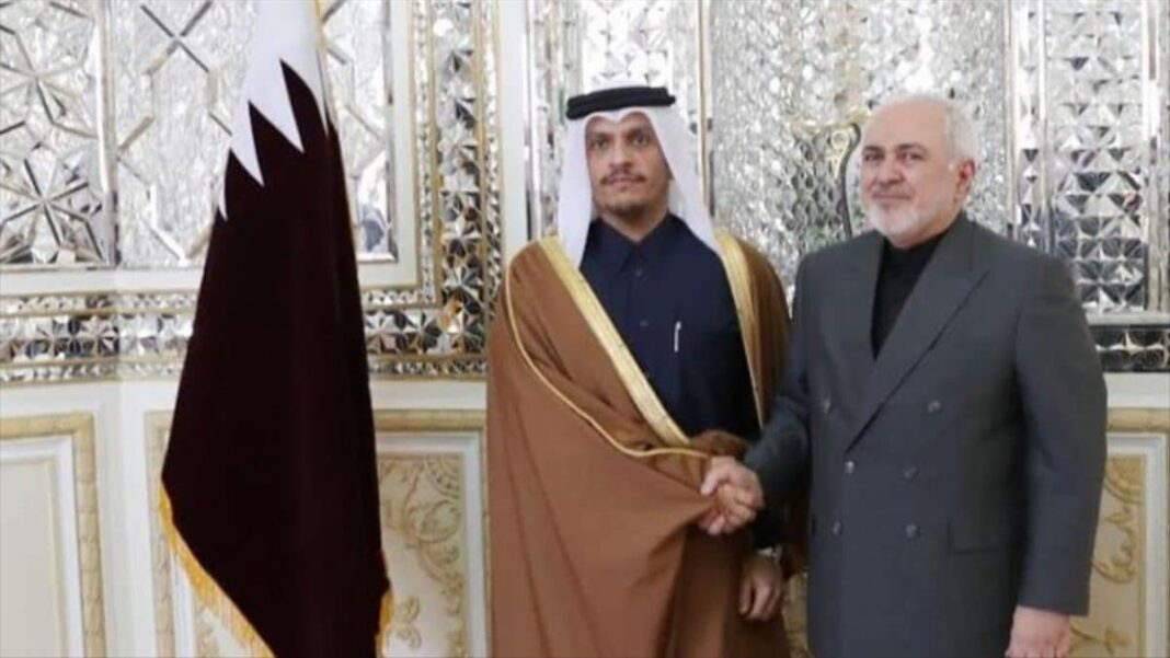 Nigeria news : World War III Qatar meets Iran as NATO suspends activities in Iraq over Soleimani's killing