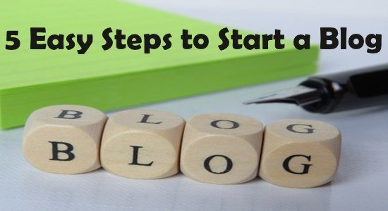 How to Start a Blog within 1 hour and Start Making Money Online