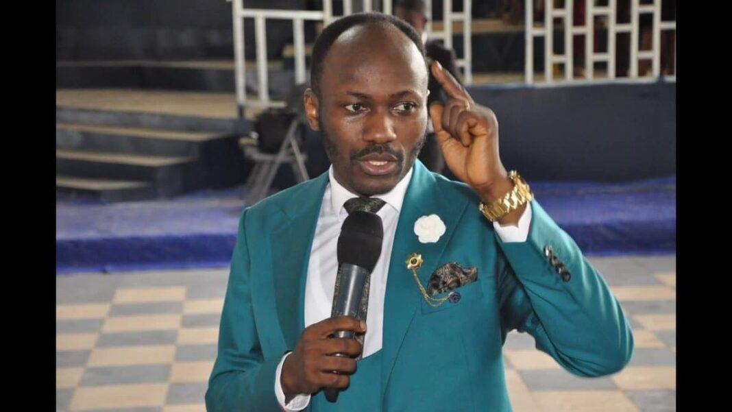 Nigeria news : Apostle Johnson Suleman said prophetic words for 2020