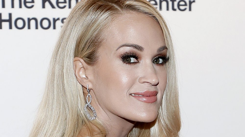The real reason Carrie Underwood isn't hosting the CMAs