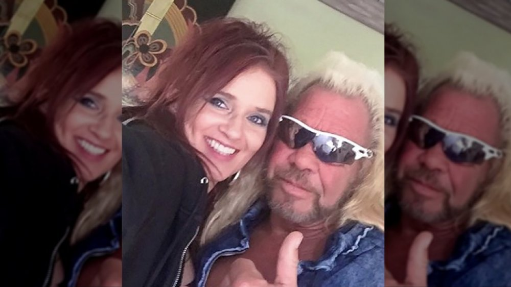 The truth about Dog the Bounty Hunter's proposal to his son's alleged ex