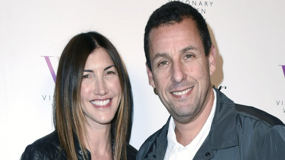 The unsaid truth of Adam Sandler's wife