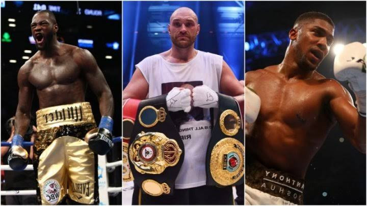 'They are b***hes' - Deontay Wilder blasts Anthony Joshua and Tyson Fury after both boxers agree to team up against him by training together