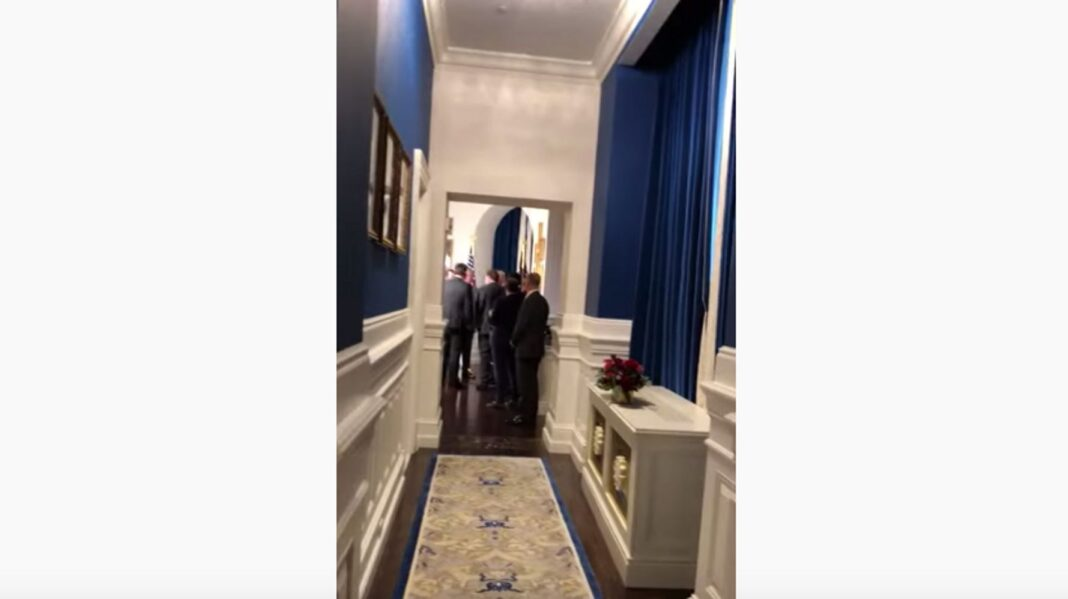 Watch The Full Video Of Trump Ordering For Marie Yovanovitch's Ouster