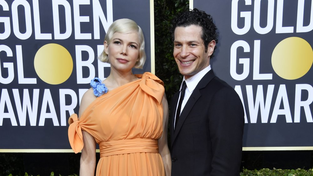 Michelle Williams and Thomas Kail ruled the 2020 Golden Globes