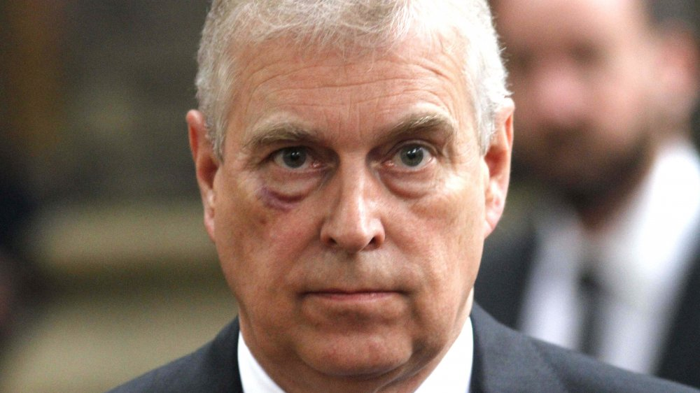 Why Prince Andrew could lose his armed security team