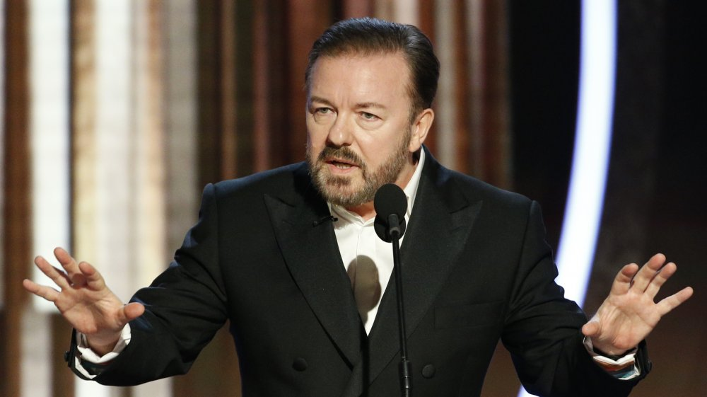 Why Ricky Gervais hosting the Golden Globes was shocking than expected
