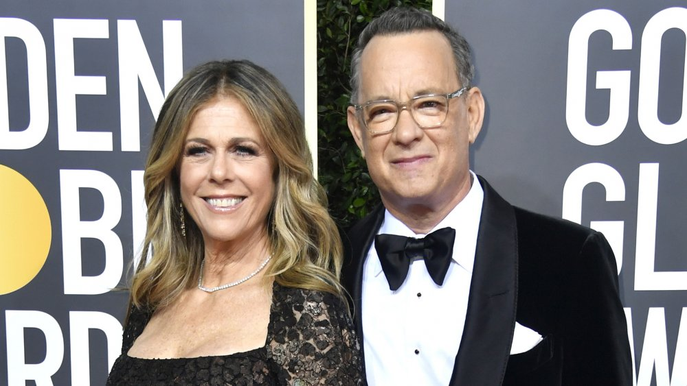 Why Tom Hanks and Rita Wilson were miserable before the Golden Globes
