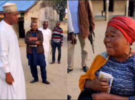 Igbo Teacher Praised By Borno Governor Promoted To Assistant Headmistress After Visiting A School And Found Only Her On Duty ( Full Video)