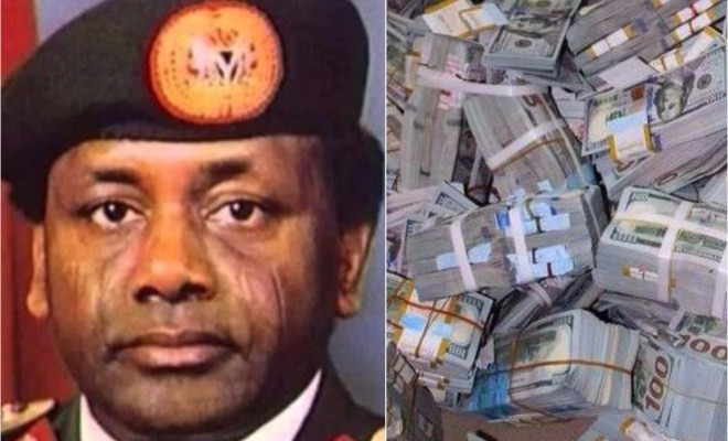 Abacha's loot to return to Nigeria as FG and US sign agreement lindaikejisblog