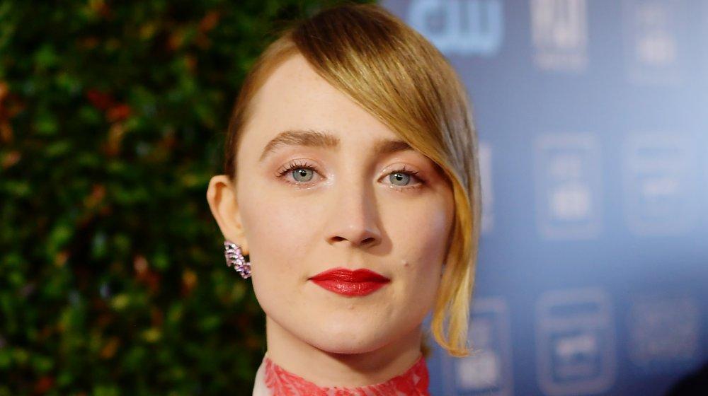 Does Saoirse Ronan have a boyfriend?