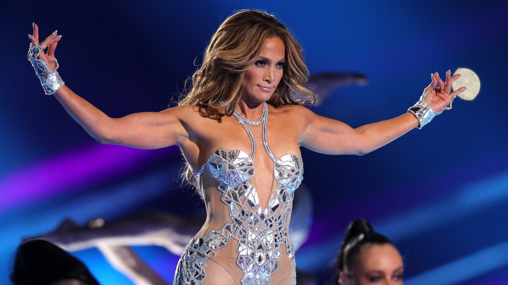Jennifer Lopez has a message for her Super Bowl Halftime critics she doesn't care.