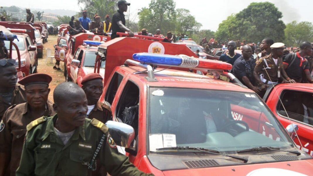 Nigeria news : Amotekun NBA demands compulsory psychiatric test for operatives