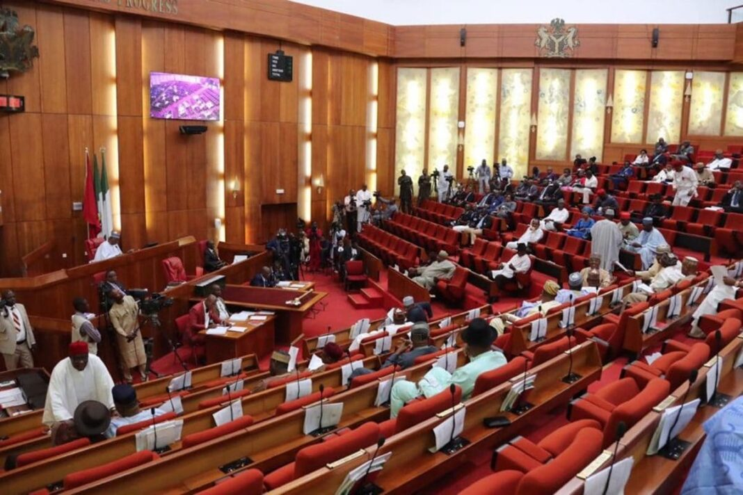Nigeria news : Senate probe banks over alleged under remittance, of withholding tax