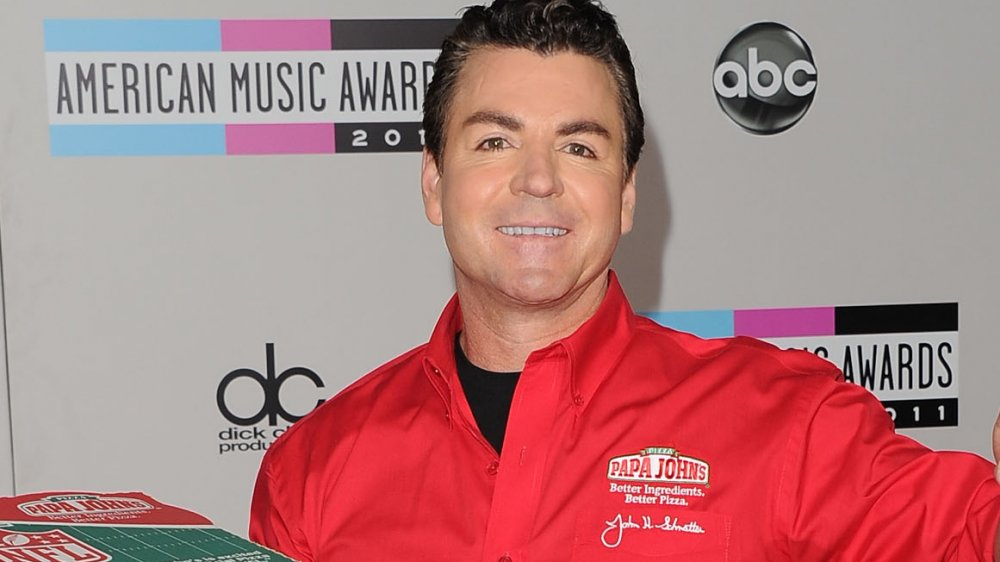 Papa John admits what we suspected all along that its true