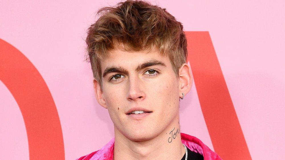 Presley Gerber responds to backlash over face tattoo