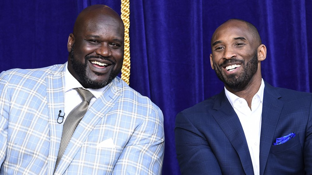 Shaq vows to make life change after Kobe Bryant's death