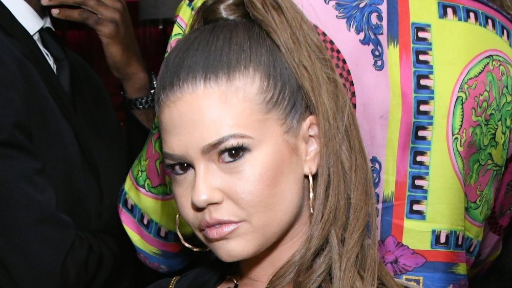 The insane transformation of Chanel West Coast