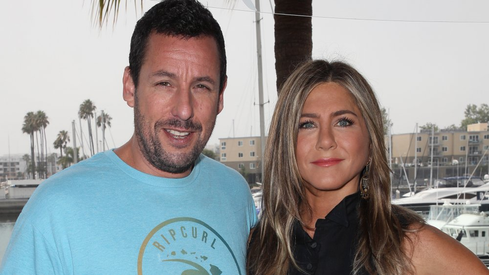 The truth about Adam Sandler and Jennifer Aniston's relationship