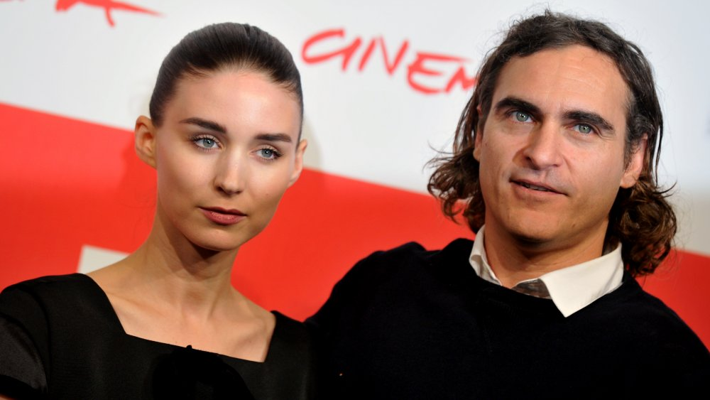The fact concerning Joaquin Phoenix metro and Rooney Mara's connection