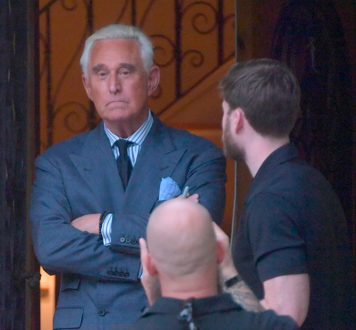 Trump has repeatedly tried to discredit the obstruction and witness tampering conviction of former adviser Roger Stone.