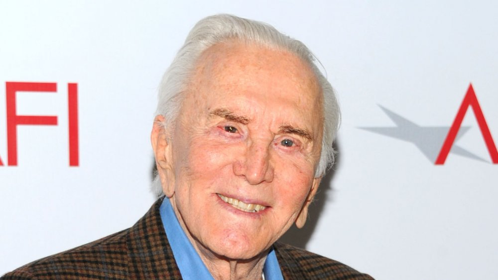 What was Kirk Douglas' net worth at his time of death?
