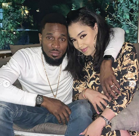 Being with you gives me visible hope - D'banj tells wife, Lineo Didi Kilgrow, shares new photos as he celebrates her birthday lindaikejisblog