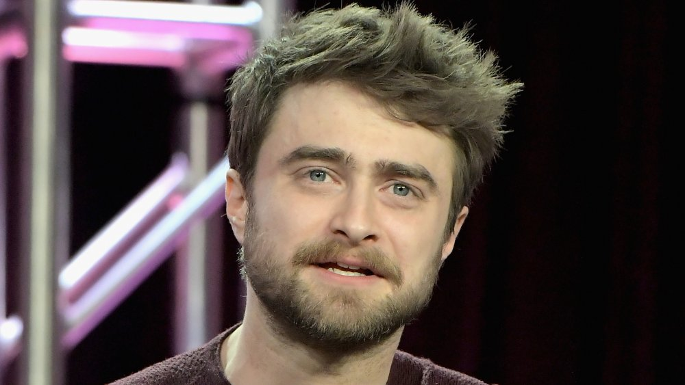 Daniel Radcliffe reveals something we basically suspected all along
