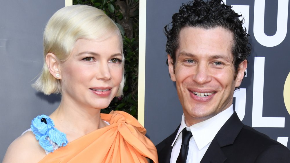 Did Michelle Williams secretly marry Thomas Kail?