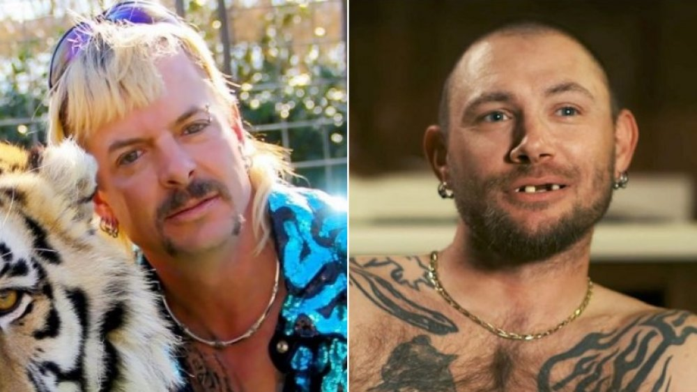 Joe Exotic's ex-husband doesn't look like this anymore