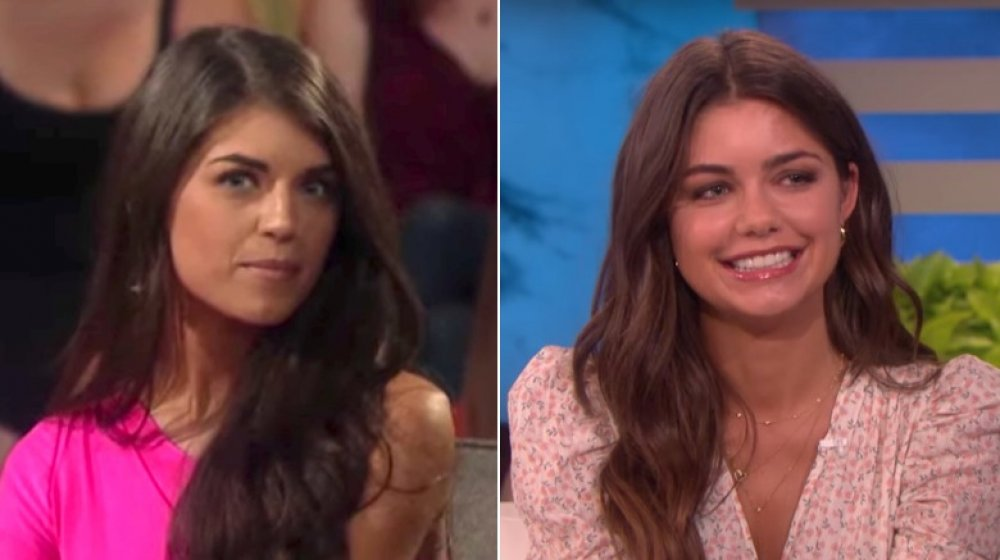 Madison and Hannah Ann support each other post-Bachelor