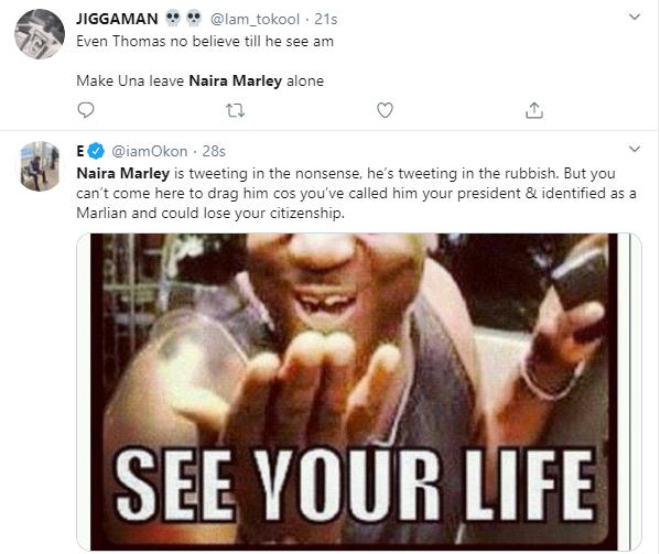 Naira Marley dragged after saying he does not believe in coronavirus lindaikejisblog 6