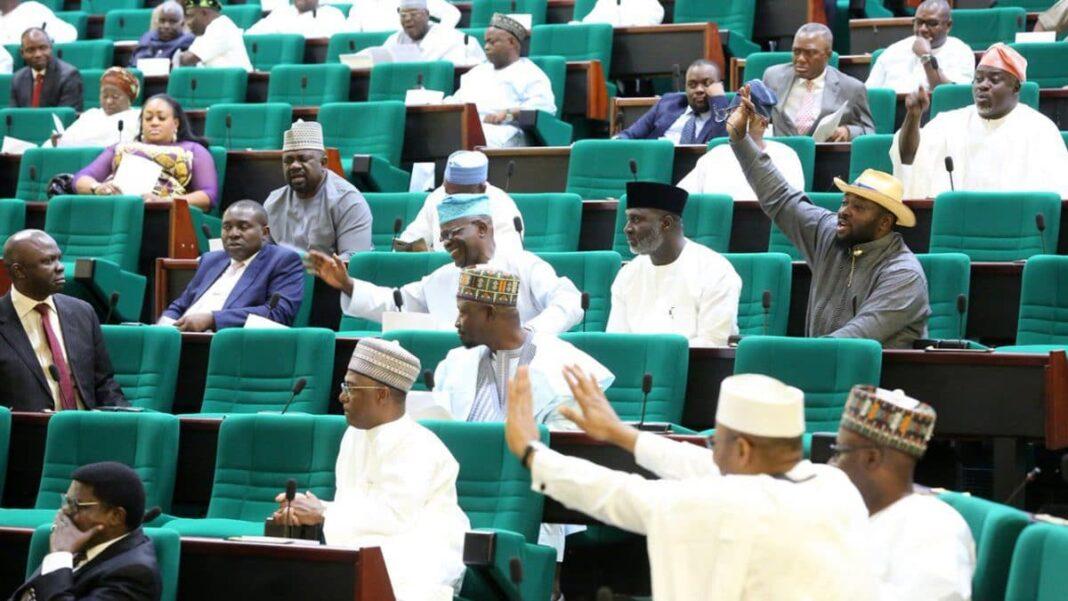 Nigeria news : Coronavirus Reps pass emergency economy stimulus bill, adjourn for 14days