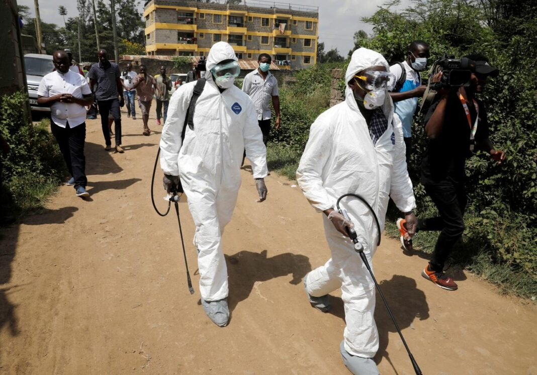 Nigeria news : COVID-19: Africa in fear as Coronavirus hits continent harder