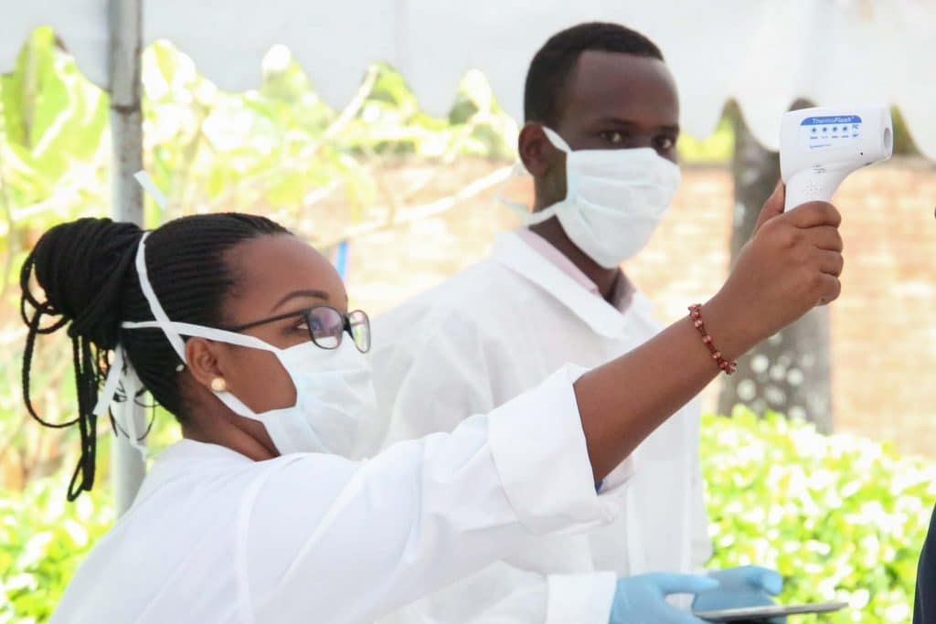 Nigeria news : COVID-19: Coronavirus now in 36 African countries as Niger records index case
