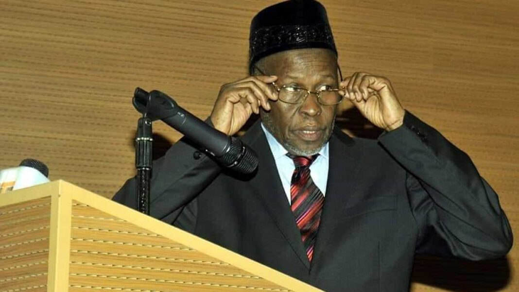 Nigeria news : The International Human Rights Commission raises alarm over alleged plot to set up Nigeria's CJN, Tanko