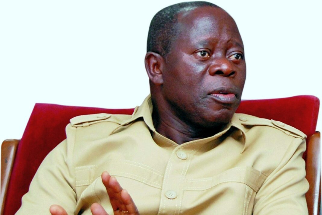Nigeria breaking news Why Buhari reduced fuel price – Oshiomhole